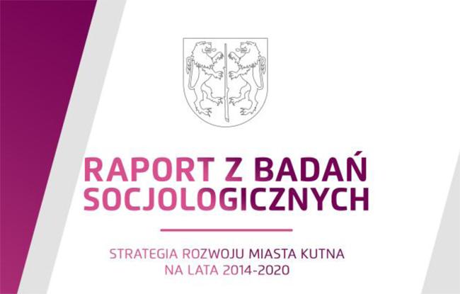 Wyniki badań ilościowych - Strategia rozwoju Miasta Kutno na lata 2014-2020